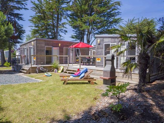 Cottage Keywest 6 personnes deux lodges