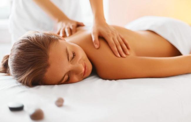 camping plage bien-etre fitness et massage