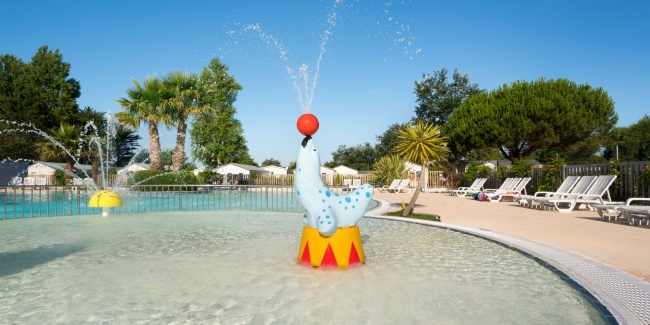 camping plage club kids 5-7-ans otarie