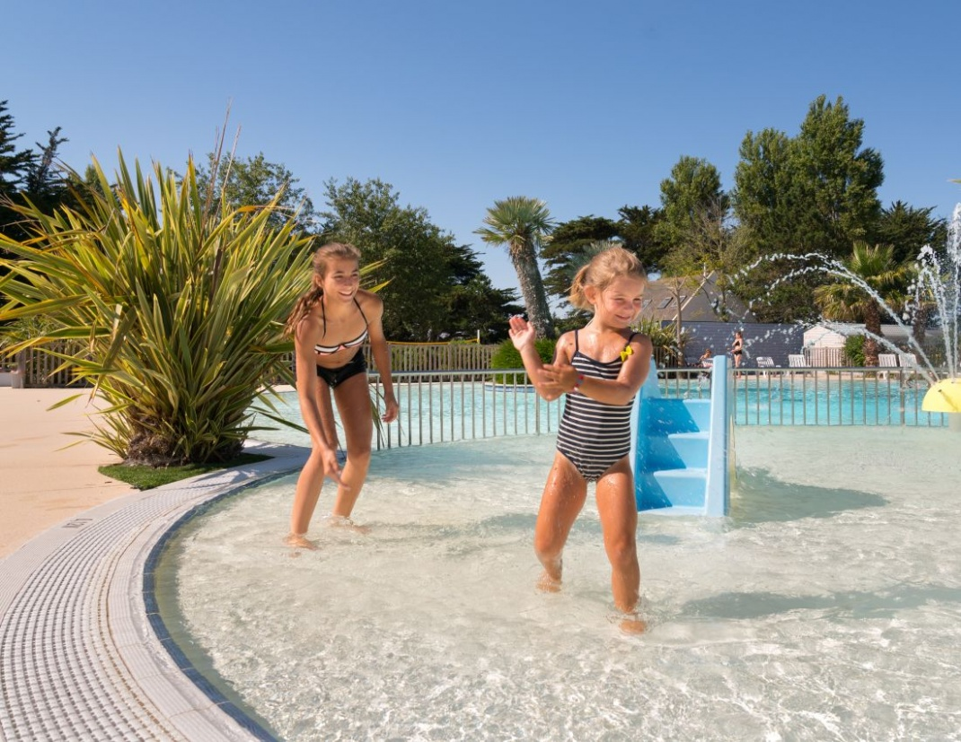 camping plage club kids 5-7-ans courir