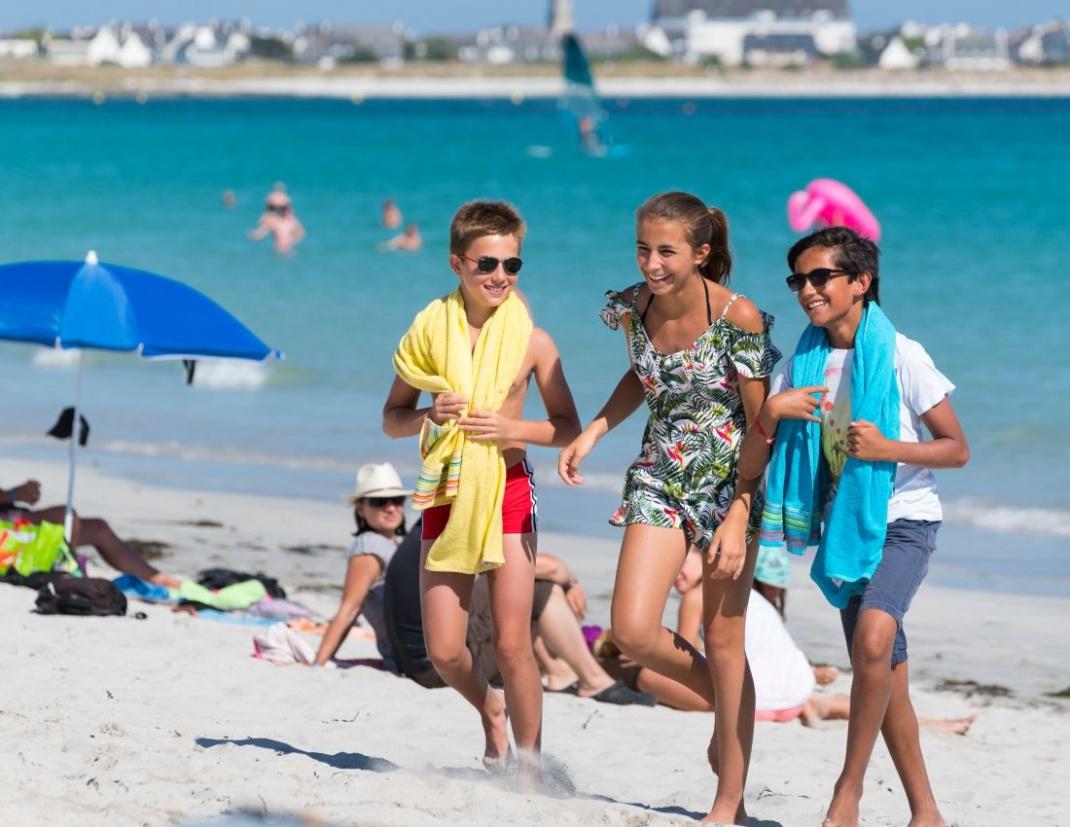 camping plage club kids 8-12-ans liberté