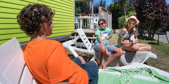 Les services du camping - convivialité
