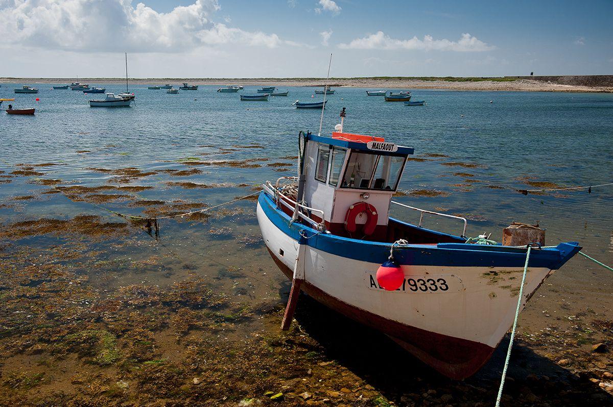 Séjour Finistère Sud - Zone de mouillage à l'île de Sein