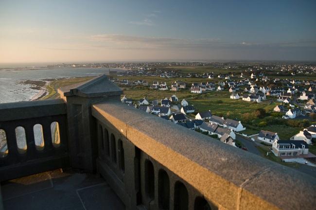 Vacances à Penmarc'h, vue panoramique