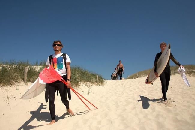 Incontournables - école de surf