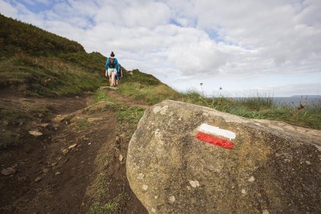 Randonnées en Bretagne -GR34