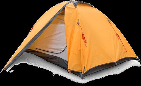 Camping de la Plage - Idées weekend - tente