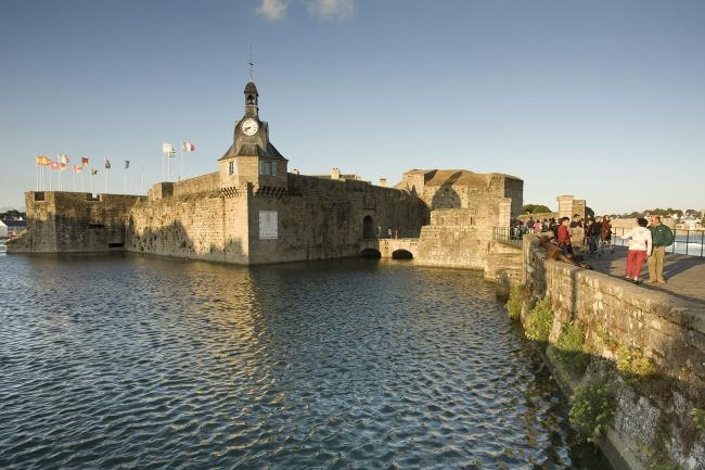 idée weekend Finistère sud - Concarneau