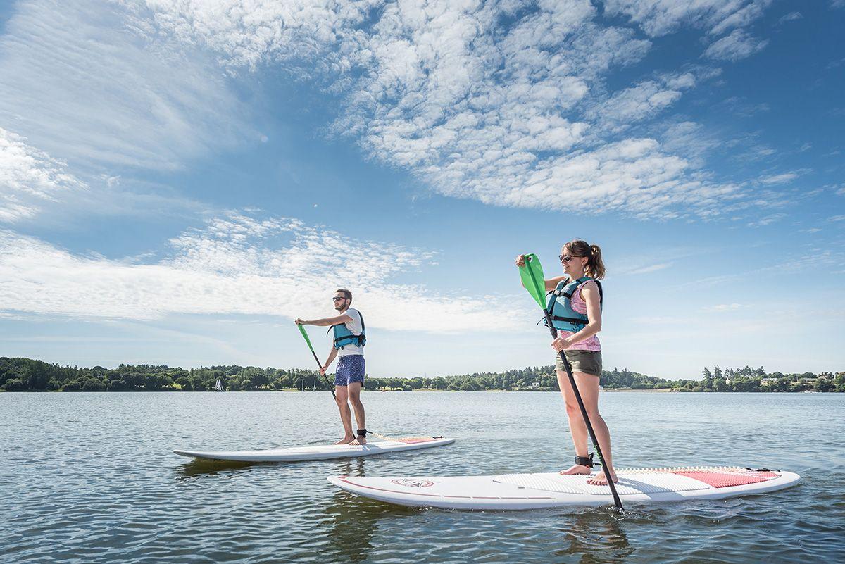 vacances et week-end Pont Labbé paddle