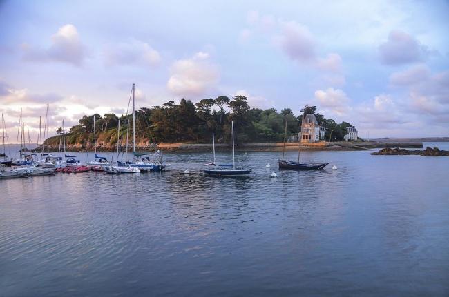 Port et plaisance dans le Finistère-sud