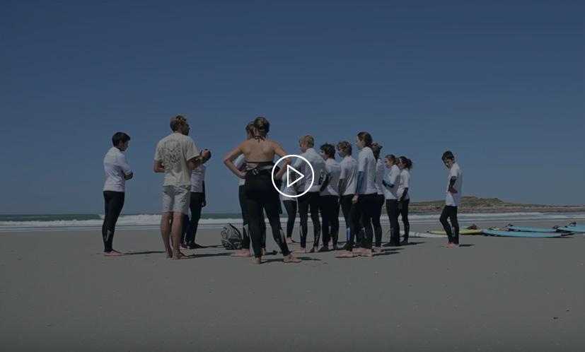 Vidéos du camping - École de surf à la Torche