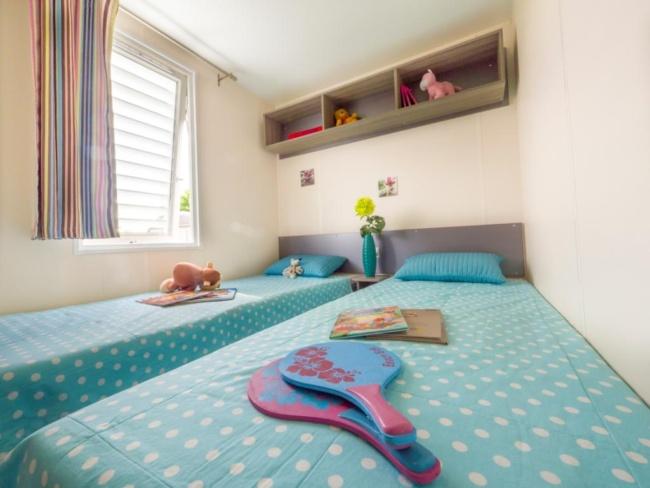 cottage bay 5p 2ch 3f chambre