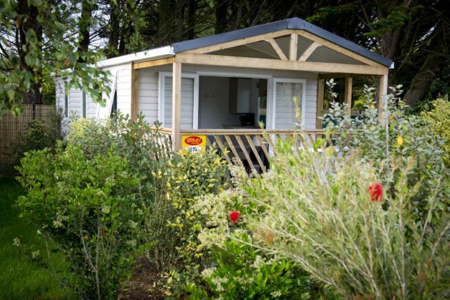 Cottage 4 personnes jardin