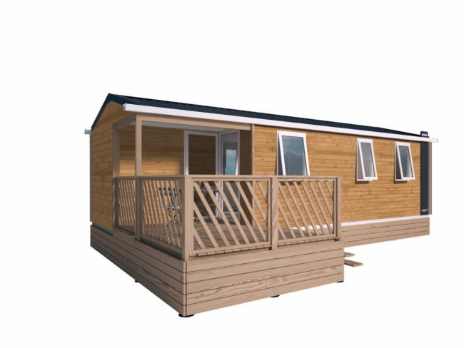 Cottage dunes 5-6 personnes 3D
