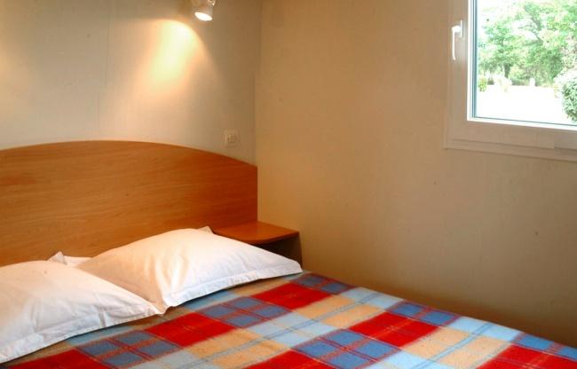 Cottage 5 personnes 30 m² - chambre