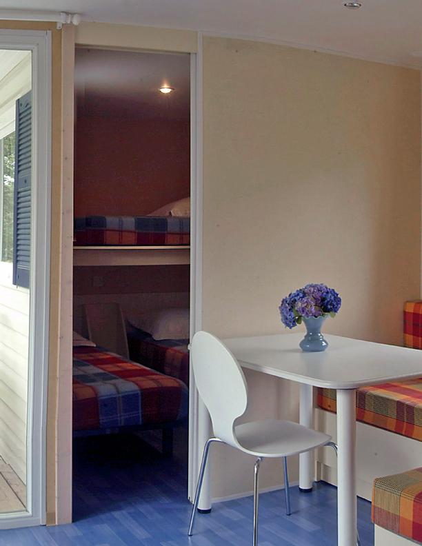 Cottage 5 personnes 30 m² - rangement