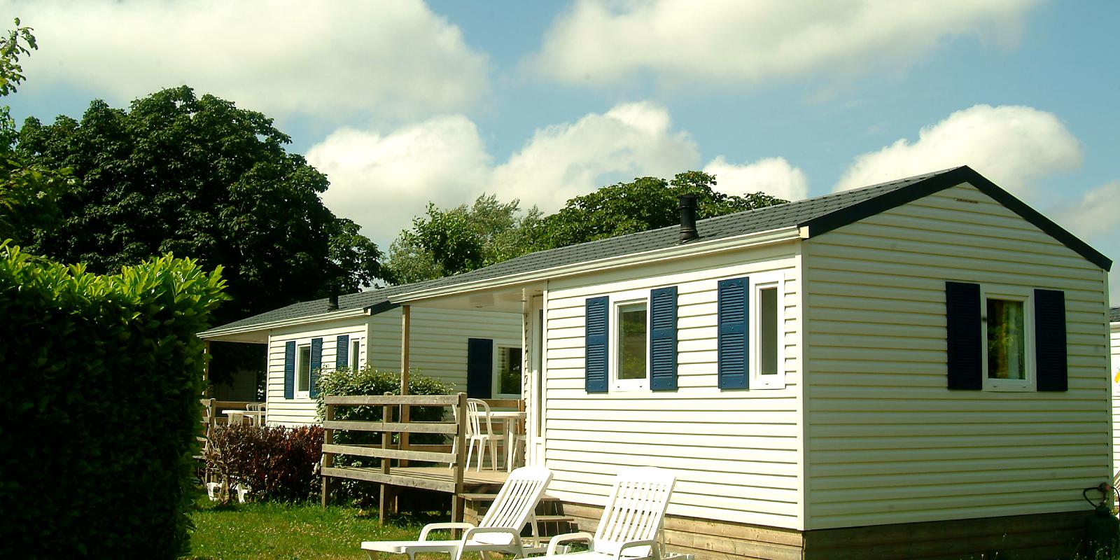 Cottage 5 personnes 30 m² - terrasse