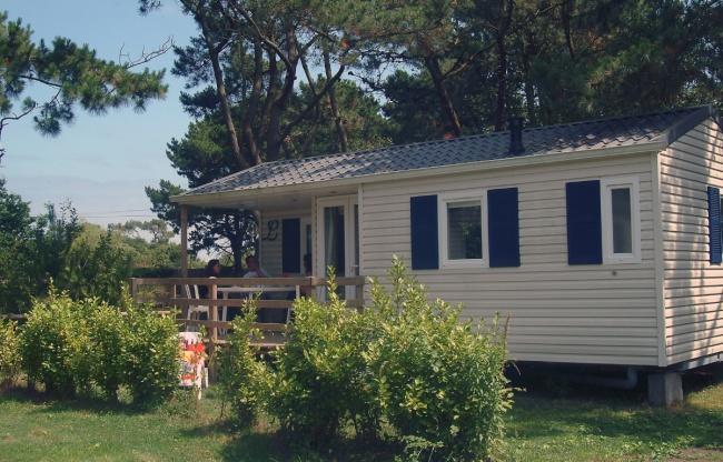 Cottage 5 personnes 30 m² - verdure
