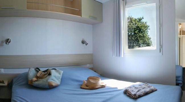 Cottage 6 personnes 35 m² - chambre