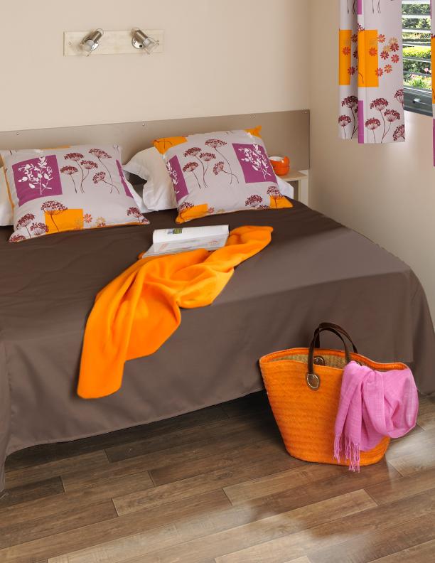 Cottage Dunes 5-6 personnes - chambre parentale