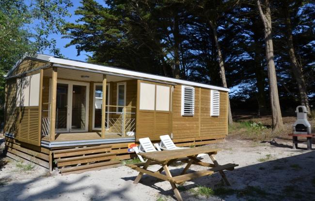Cottage Dunes 5-6 personnes - vue extérieure