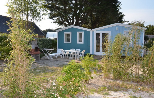 Cottage 6 personnes 32 m² - la plage