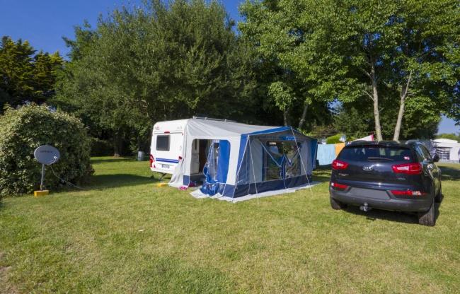 emplacement et conseils en équipement -caravane