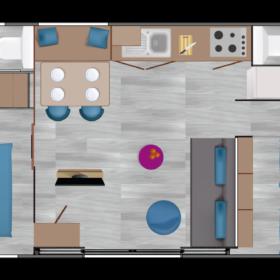 Cottage Premium 4 pers