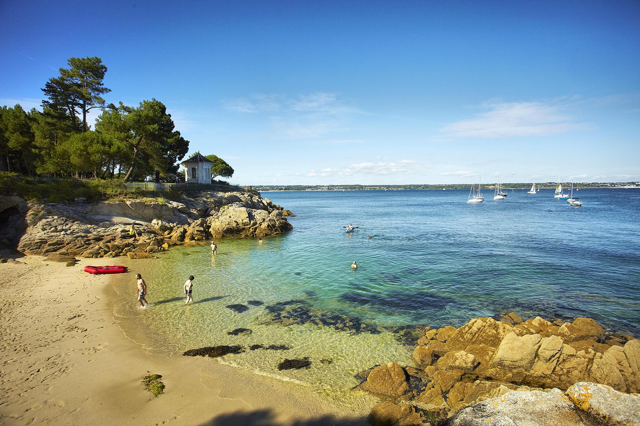 escapade romantique en Finistère sud